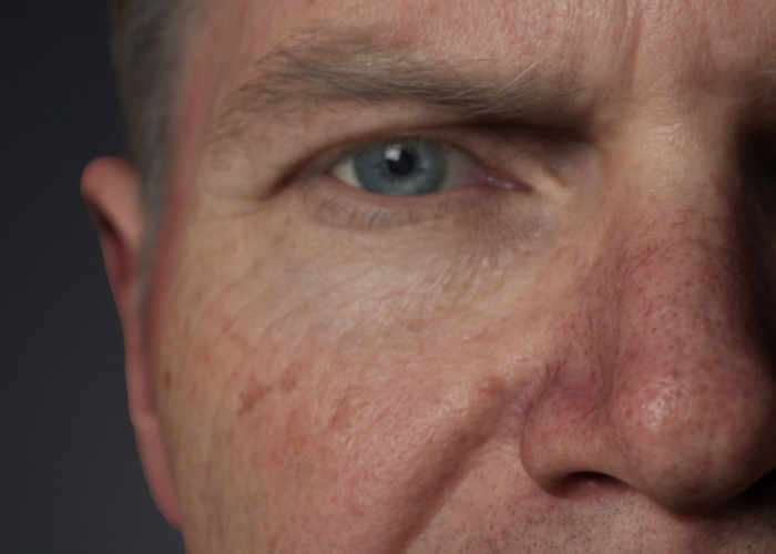 Real-Time VR Digital Human Rendering
