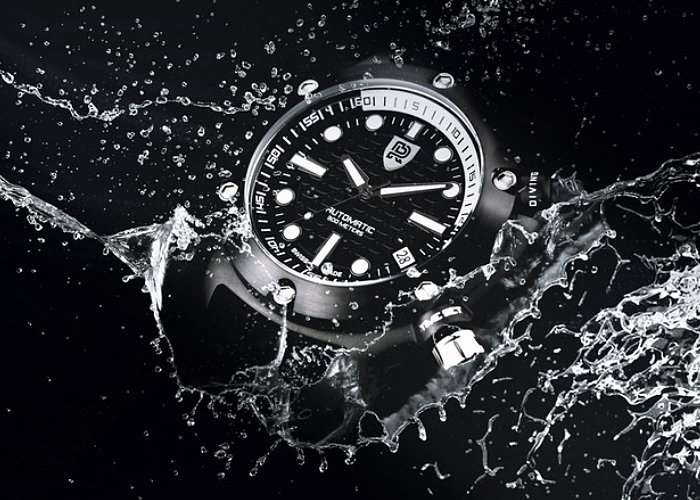 Rebel Aquafin Dive Watch
