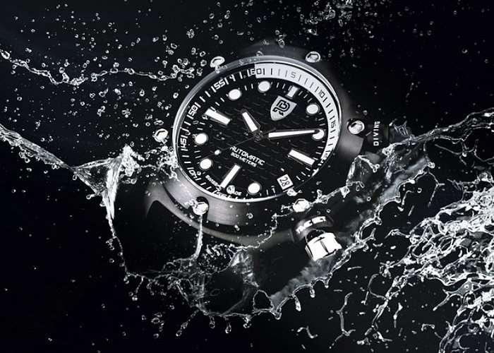 Rebel Aquafin Dive Watch