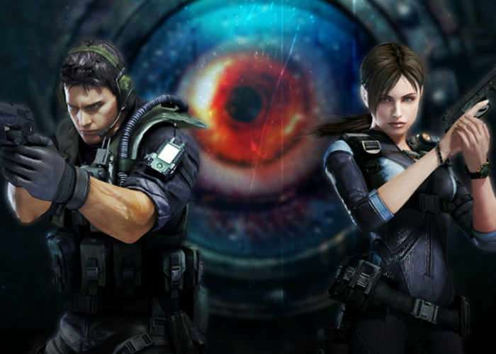 Resident Evil Revelations Nitendo Switch