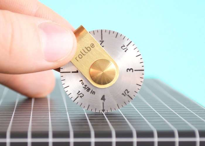 Rollbe Unique Pocket Measuring Tool