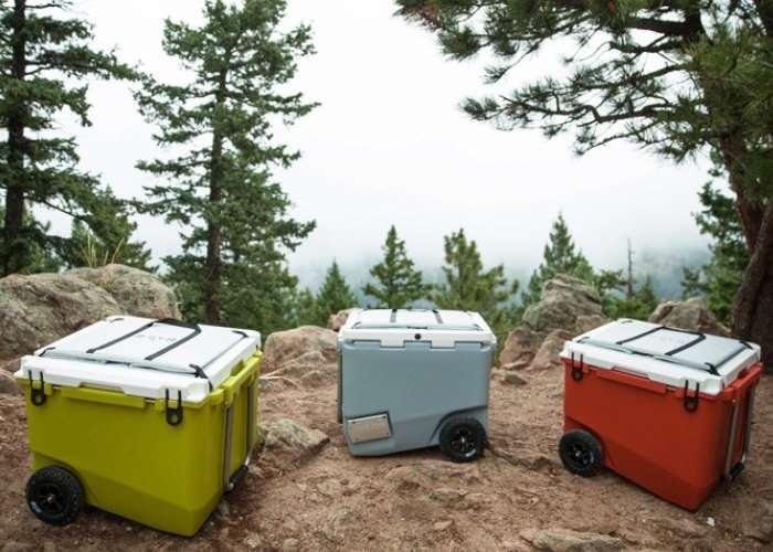 RovR Wheeled Cooler