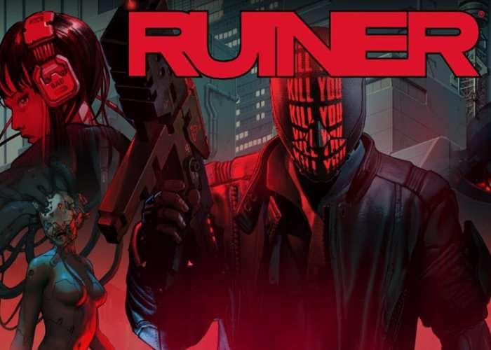 Ruiner Movement Is Life