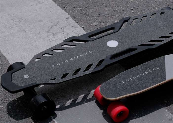 SERPENT Series Electric Skateboards