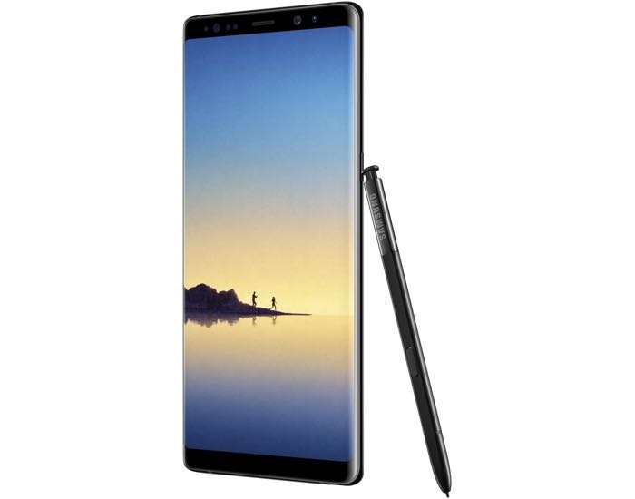 Final Samsung Galaxy Note 8 Specs Revealed