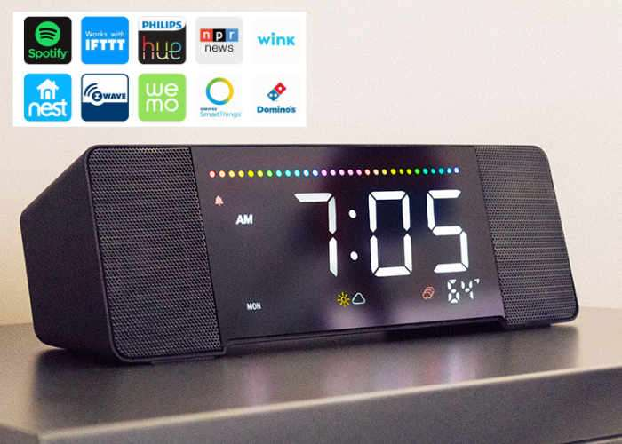 Sandman Doppler Amazon Alexa Alarm Clock