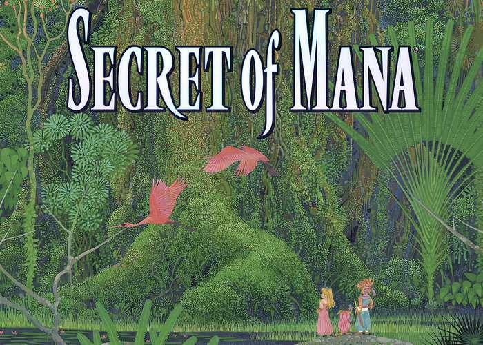 Secret Of Mana 3D Remake