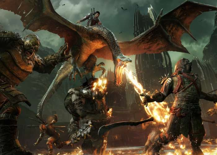 Middle-earth: Shadow of War's Latest Trailer Focuses on Machine Tribes