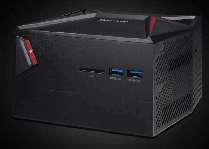 Shuttle X1 Compact Gaming PC