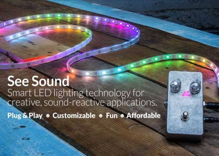 Sounds Reactive LED