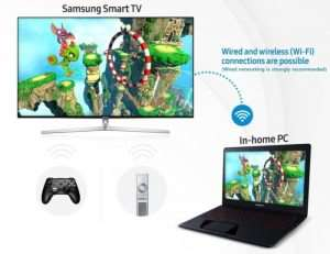 Samsung Launches Steam Link Game App For Its Smart TVs