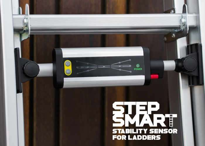 Step Smart Ladder Stability Sensor