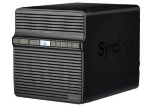 Synology DiskStation DS418j NAS Storage Unveiled