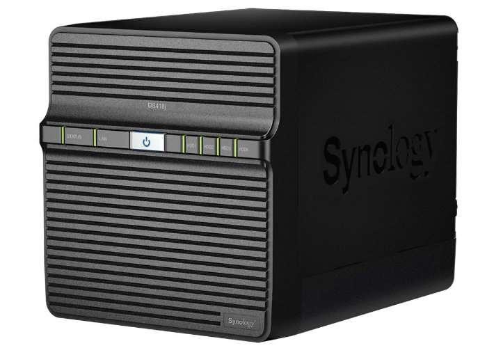 Synology DiskStation DS418j NAS Storage