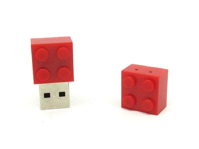 Toy Block USB Drive