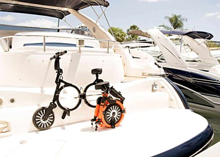 Ultra Lightweight Jupiter Electric Folding Bike
