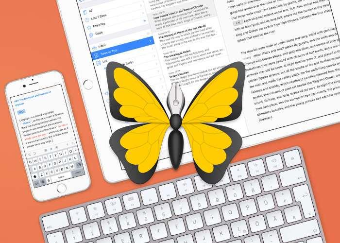 Ulysses Writing Applications