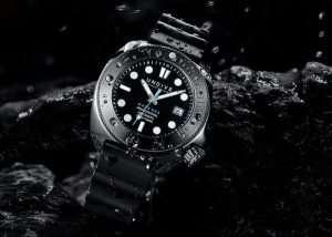 Undive Dark Sea 500m Diving Watch (video)