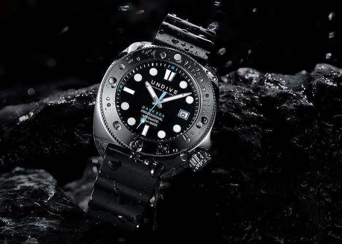 Undive Dark Sea 500m Dive Watch