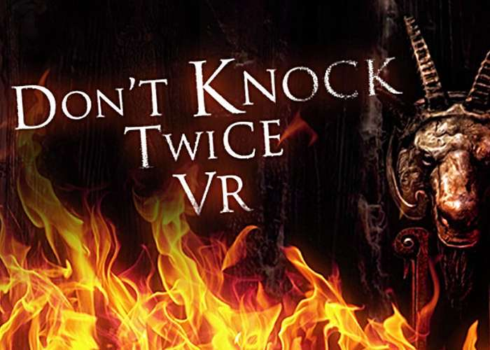 VR Horror Game Don't Knock Twice