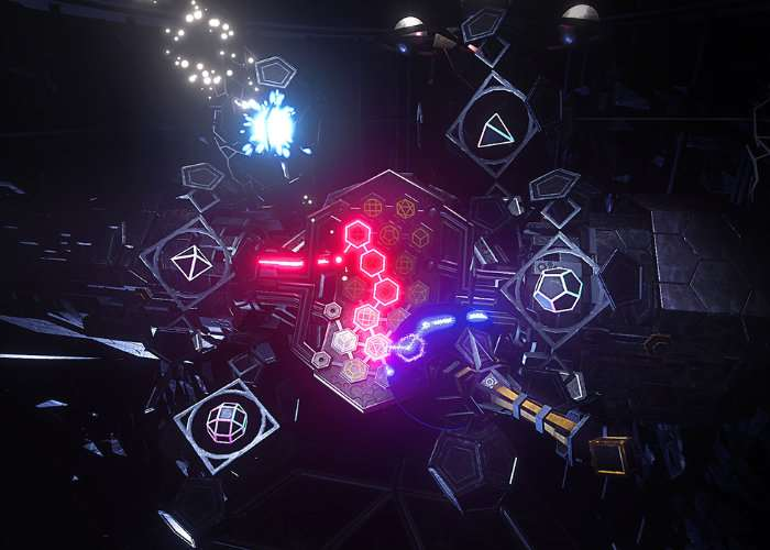 VR Puzzle Game FORM
