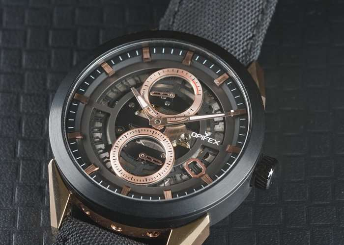 Venture Automatic Timepiece