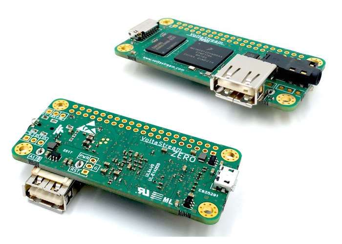 VoltaStream Zero Raspberry Pi Zero Clone