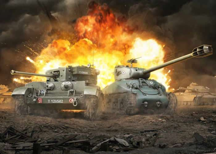 World of Tanks Beasts of War