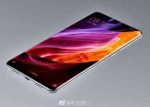 Xiaomi Mi Mix 2 Prototype Smartphone Leaked