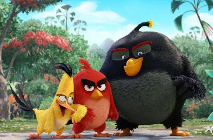 Rovio almost doubled its revenue during the second quarter