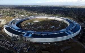 Here Is What Apple's Spaceship Campus Looks Like Now (Video)
