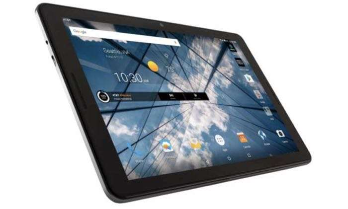 AT&T offers AT&T Primetime own-brand tablet