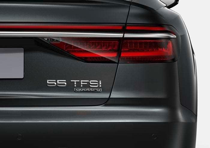 Audi revises its engine badging nomenclature