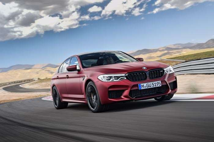 BMW M5 revealed - prices, specs and release date