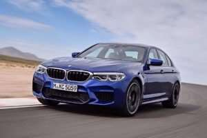 New BMW M5 Leaked (Video)
