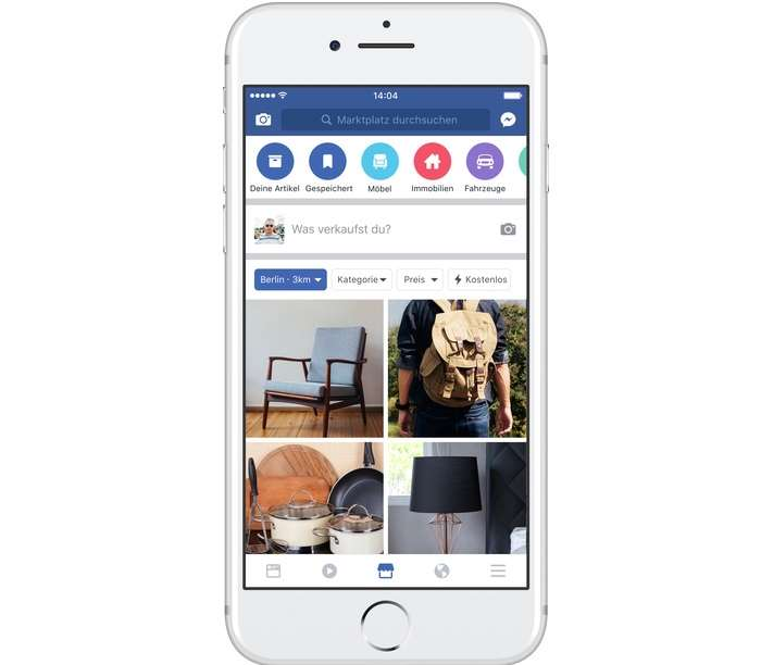 Facebook launches Marketplace in 17 European markets