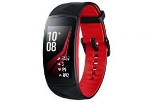 Samsung Gear Fit 2 Pro Smartwatch Unveiled