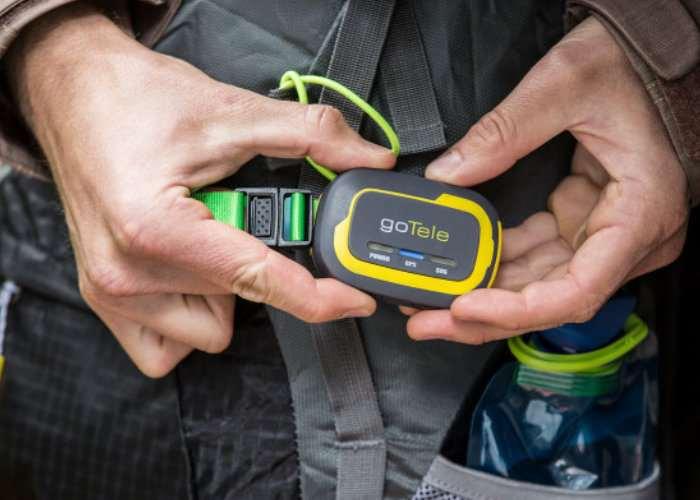 goTele Off-Grid Pocket Tracker