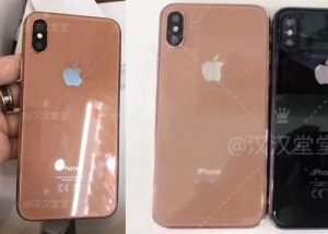 iPhone 8 Copper Gold Case Leaked (Rumour)