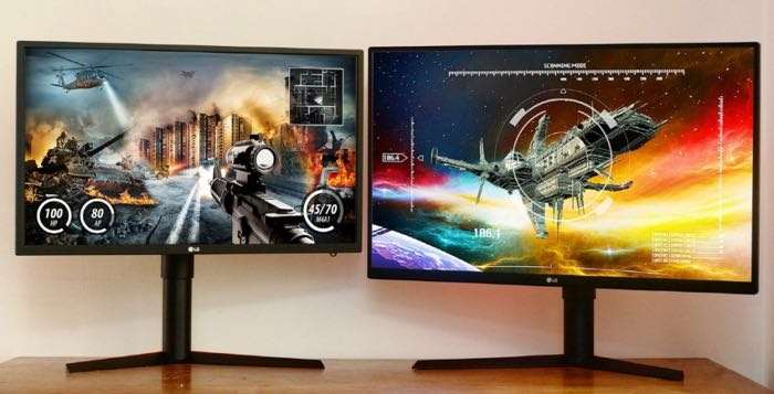 LG Gaming Monitors