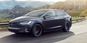 Tesla Model X Starting Price Slashed