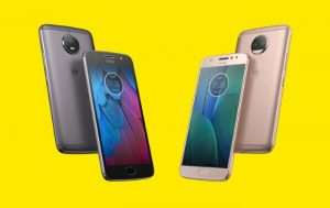 Motorola Moto G5S Plus to Launch in India Next Week