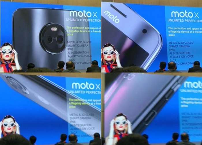 New leak claims to show final design for Motorola Moto X4