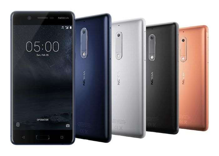 Nokia 5 goes on sale in India from tomorrow