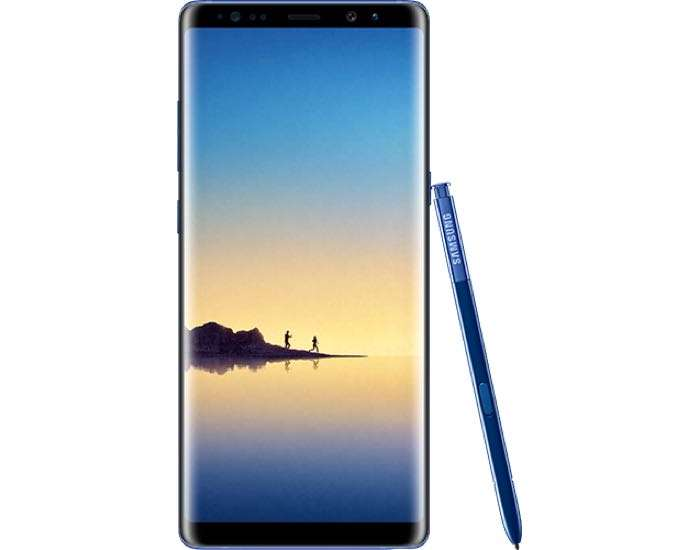Disclosed the price of the flagship Samsung Galaxy Note 8