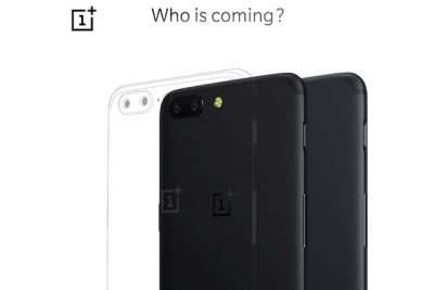 OnePlus 5 in a New Colour Variant Teased by Amazon India
