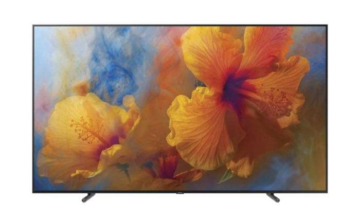 Samsung Launches Massive 88 Inch QLED TV