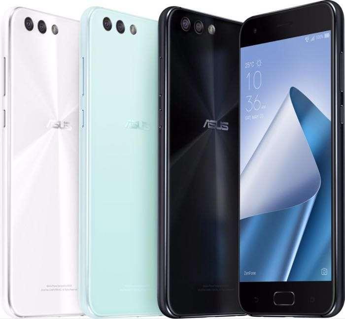 New Asus Zenfone 4 Smartphones Leaked