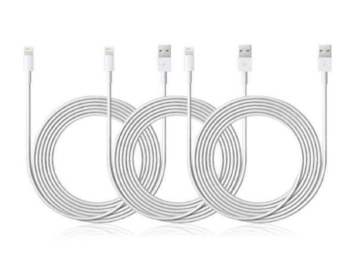 10-Ft MFi-Certified Lightning Cable