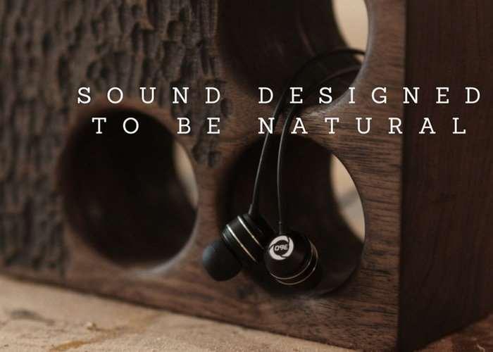 3D Virtual Surround Sound Earbuds